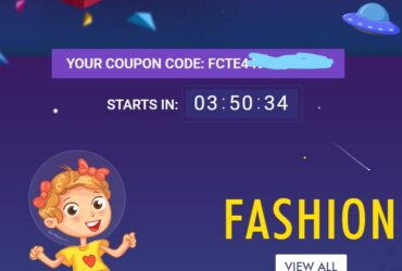 firstcry free shopping