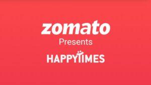 Zomato HappyTimes