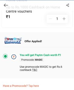 paytm magic