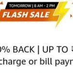 amazon pay flash sale