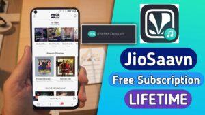 Free JioSaavn Premium