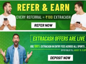 Fanfight Offer, Fanfight Deposit Offer, Fanfight Referral Code, Fanfight Cashback Offers