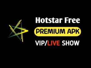 Free hotstar Premium