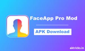 faceapp mod apk