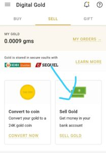 indiagold app