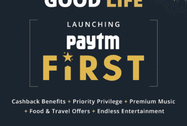 paytm first membership tricks