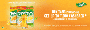 Tang Pack Offer